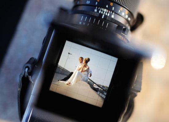 photo mariage avec Olivier Anrigo